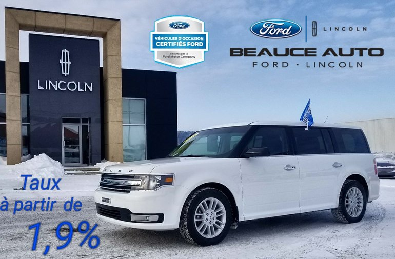 Ford Flex SEL / AWD / 7 PASSAGERS 2016