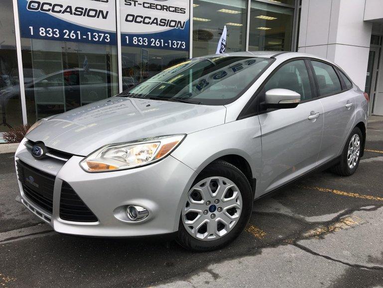 Ford Focus SE 1 SEUL PROPRIO AUCUN CARPROOF KM CERTIFIÉ 2012