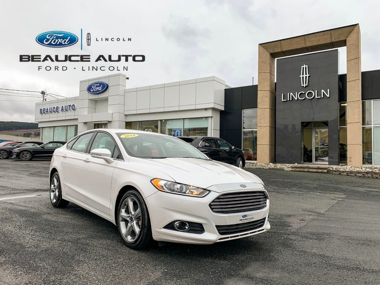 Ford Fusion SE / 2.0L ecoboost 2014