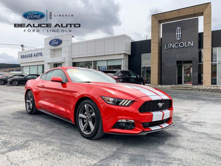 Ford Mustang V6 / Manuelle 6 Vitesses 2017