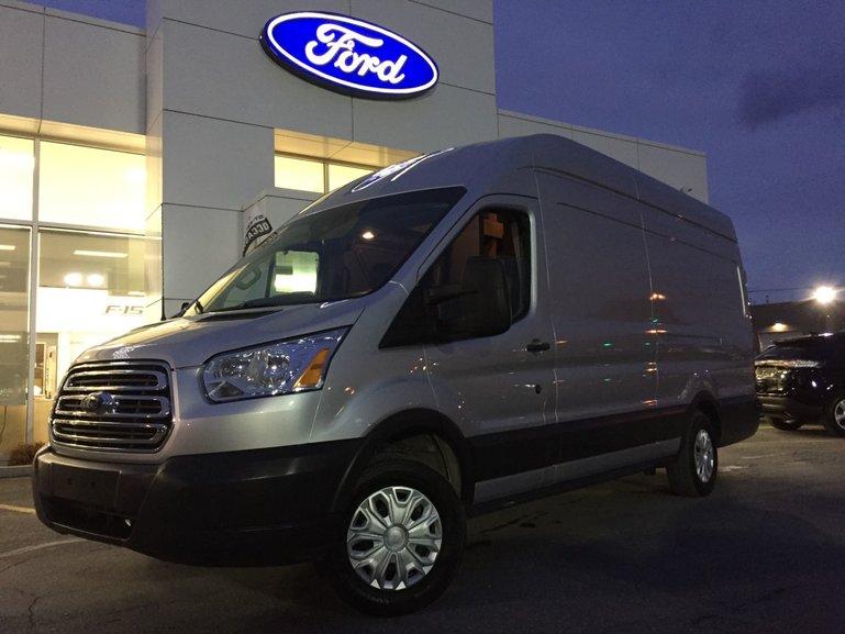 Ford Transit Cargo Van T 250 HIGH ROOF PRIX DEFIANT LA COMPETITION 2016