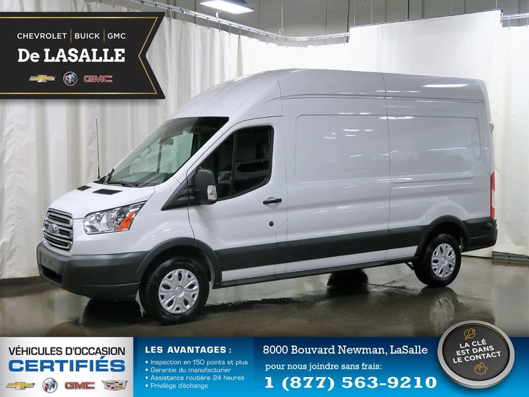 3479f80ea15e15 2017 Ford Transit Cargo Van 250 Van High Roof w Sliding Pass. 148-in. WB