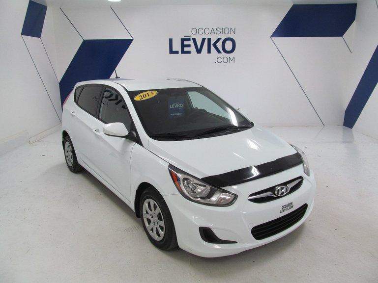 Hyundai Accent GL **A/C + SIÈGE CHAUFFANT** 2013