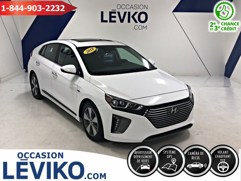 Hyundai Ioniq Électrique Plus PH EV LIMITED 2018