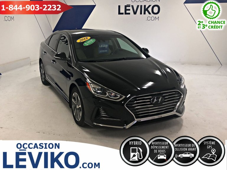 Hyundai SONATA HYBRIDE BRANCHABLE LIMITED PH EV 2018