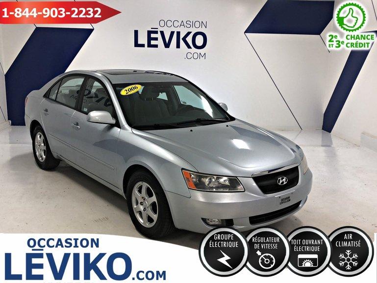 Leviko Hyundai Pre Owned 2006 Hyundai Sonata Gl For Sale
