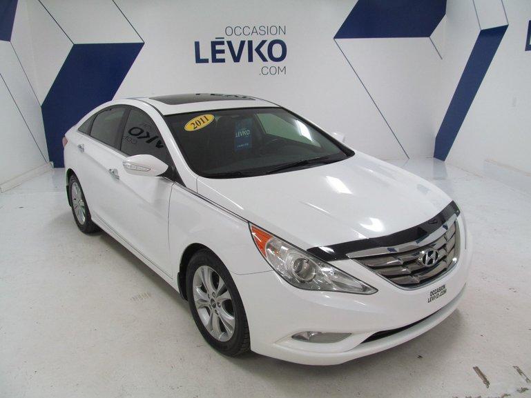 2011 Hyundai Sonata LIMITED **CUIR+ TOIT-OUVRANT**