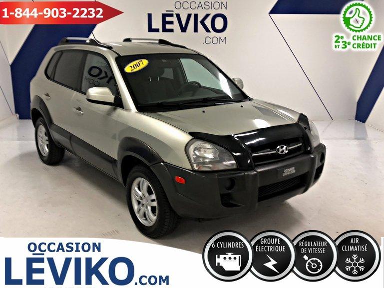 Hyundai Tucson GL FWD 2007