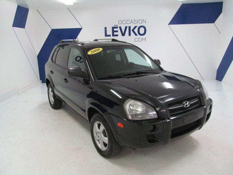 Hyundai Tucson GL FWD **SIEGE CHAUFFANTS** 2008