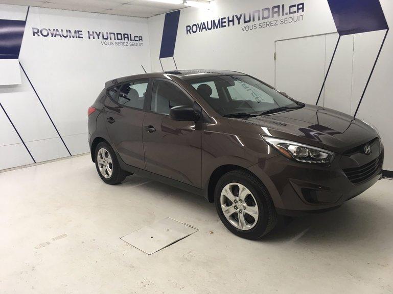 2014 Hyundai Tucson GL / FWD / SIÈGES CHAUFFANTS
