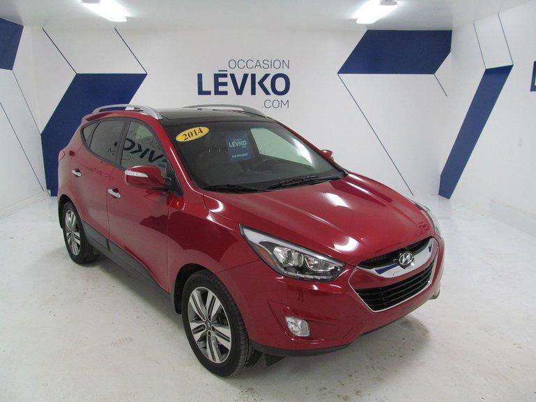 Hyundai Tucson LIMITED AWD 2014