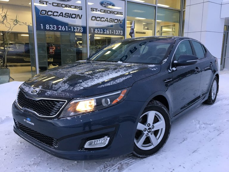 Kia Optima LX TOUT EQUIPÉ MAGS CONDITION SHOWROOM 2015