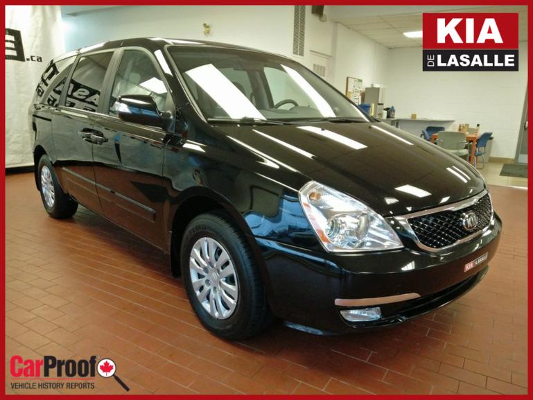 Kia Sedona LX // 7 Passagers * Bluetooth * Cruise ... 2014