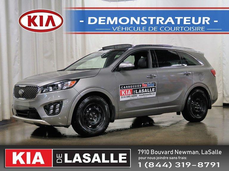 Kia Sorento SX+ V6 AWD // 7 Passagers // Toit // Cuir // GPS.. 2017