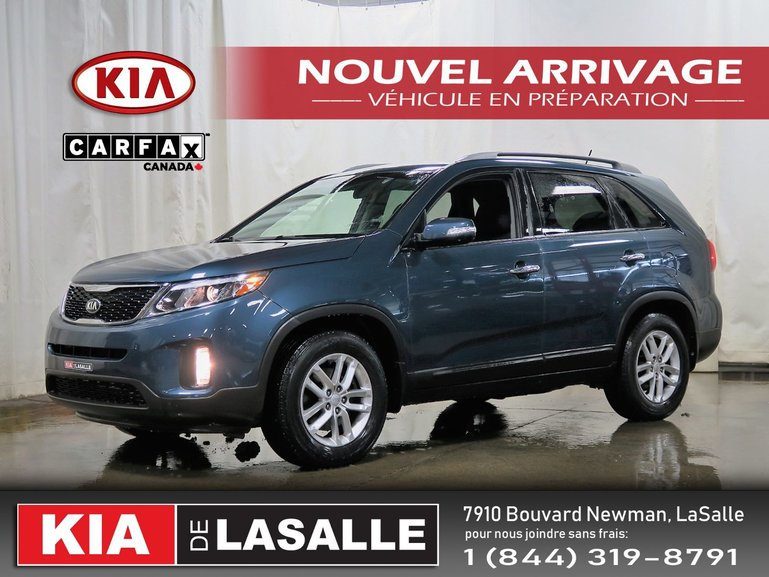 Kia Sorento LX // A/C // Bluetooth // Sieges Ch. // Cruise 2015