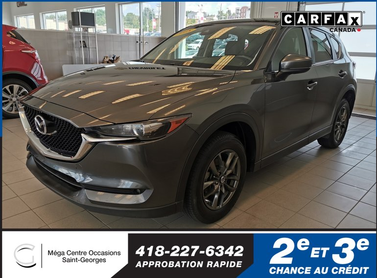Mazda CX-5 GS / AWD 2018