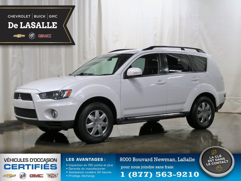 Groupe Couture | Pre-Owned 2010 Mitsubishi Outlander LS for