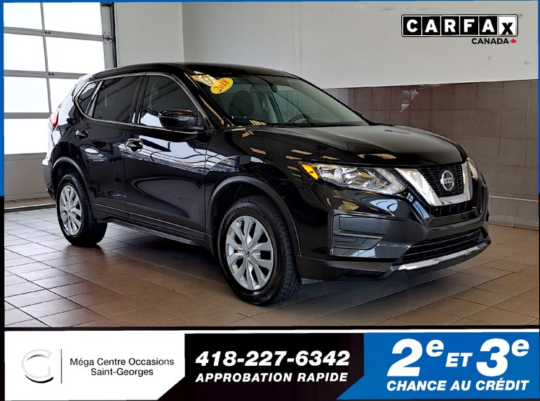 Nissan Rogue S / AWD 2018