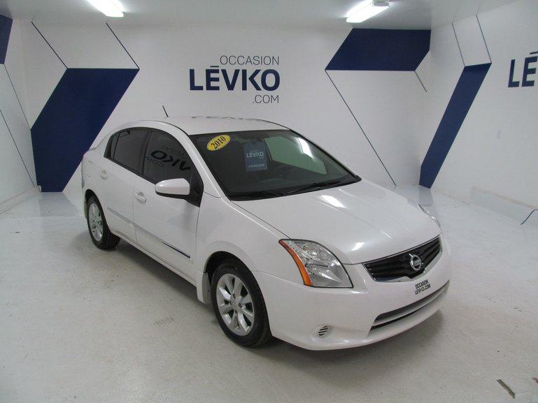 2010 Nissan Sentra 2.0S **A/C + MANUELLE**