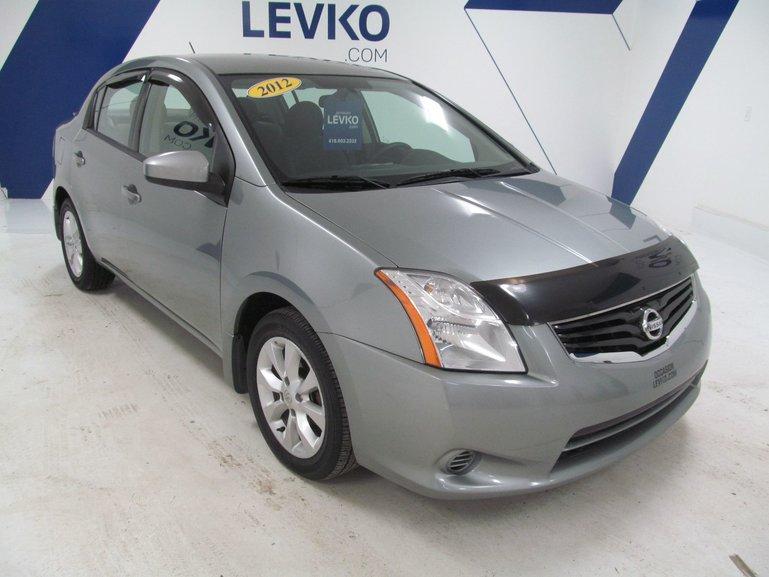 2012 Nissan Sentra 2.0S