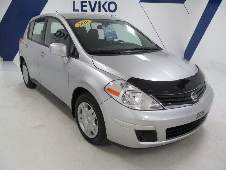 Nissan Versa 1.8S **A/C+ AUTOMATIQUE** 2010