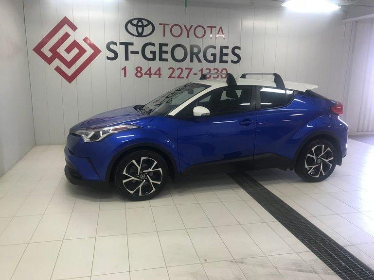 Toyota C-HR XLE/XLE PREMIUM XLE PREMIUM 2018