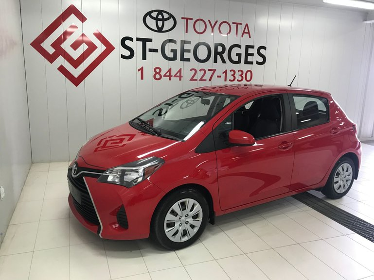 Toyota Yaris Hatchback LE 2016