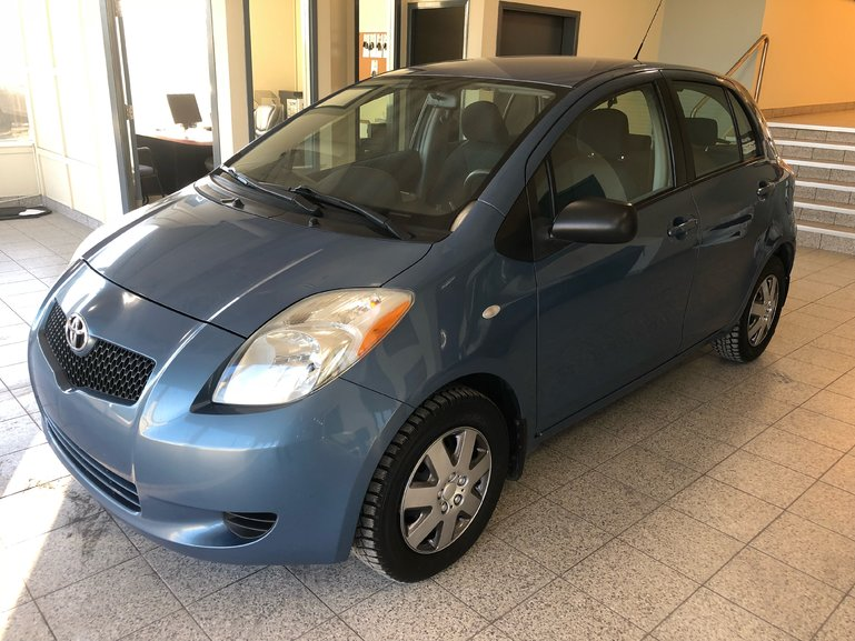 Pre Owned 2007 Toyota Yaris In Saint Georges Pre Owned Inventory