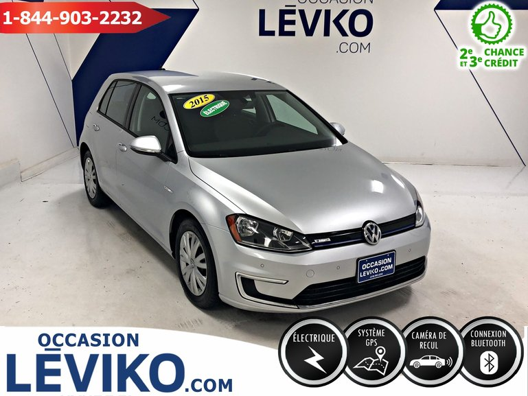 Volkswagen E-Golf Limited Edition 2015