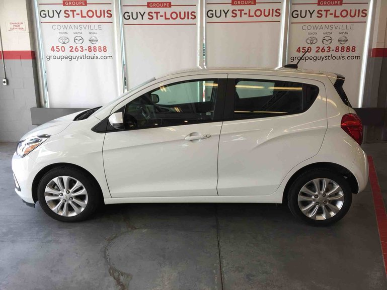 Cowansville Toyota Pre Owned 2016 Chevrolet Spark Lt For Sale In
