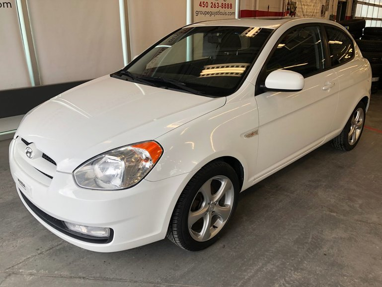 Hyundai Accent GL SPORT 2010