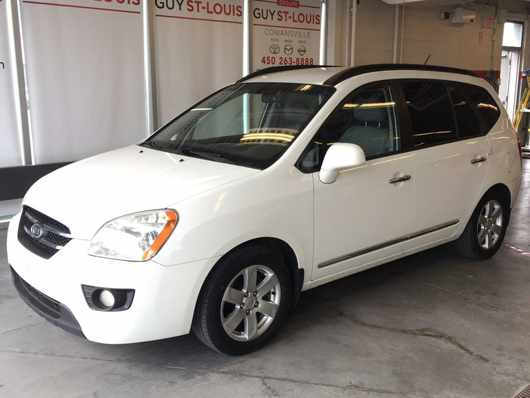 Cowansville Nissan Pre Owned 2008 Kia Rondo Ex 7 Passagers For