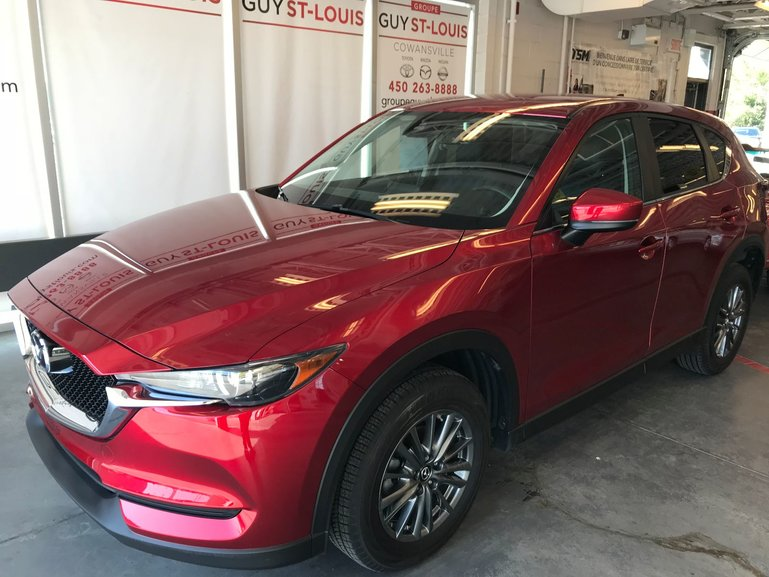 Mazda CX-5 GS AWD 2017