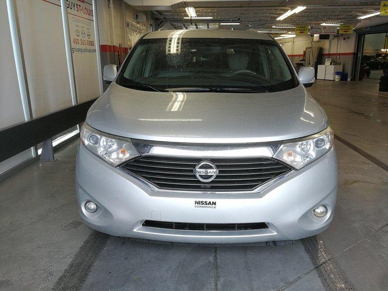 Nissan Quest SL 2011