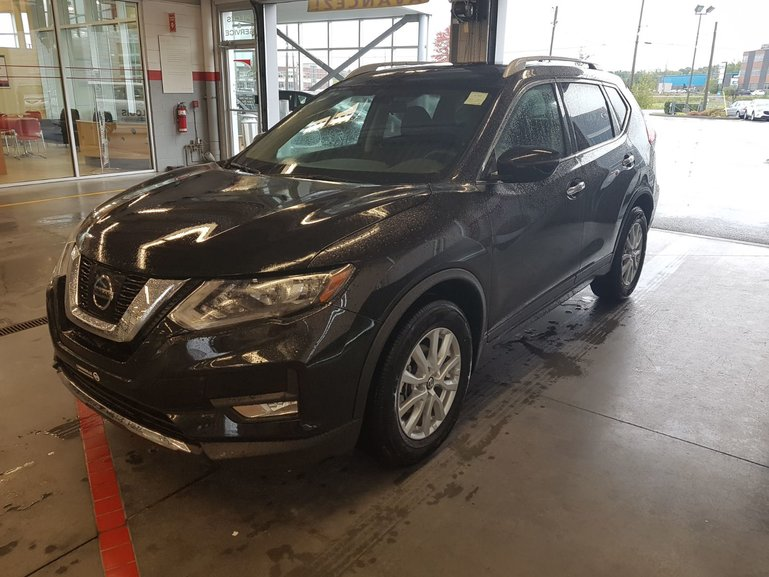Cowansville Nissan Pre Owned 2017 Nissan Rogue Sv For Sale In