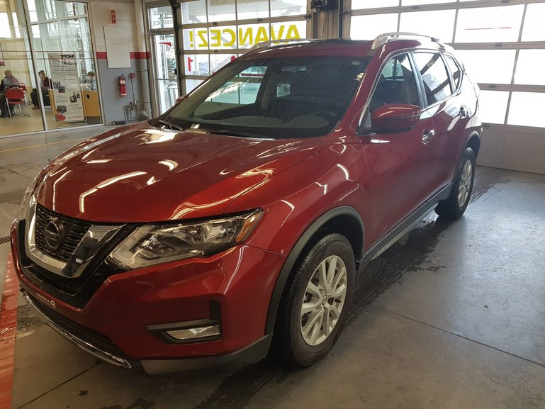 Nissan Rogue SV + TOIT OUVRANT 2018