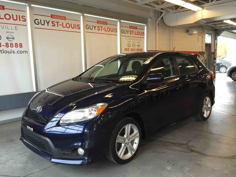 Pre Owned 2011 Toyota Matrix In Cowansville Pre Owned Inventory