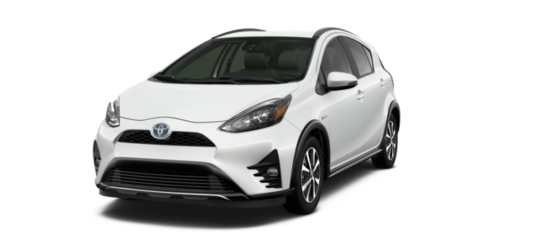 Toyota Prius C Groupe Amélioré 2018