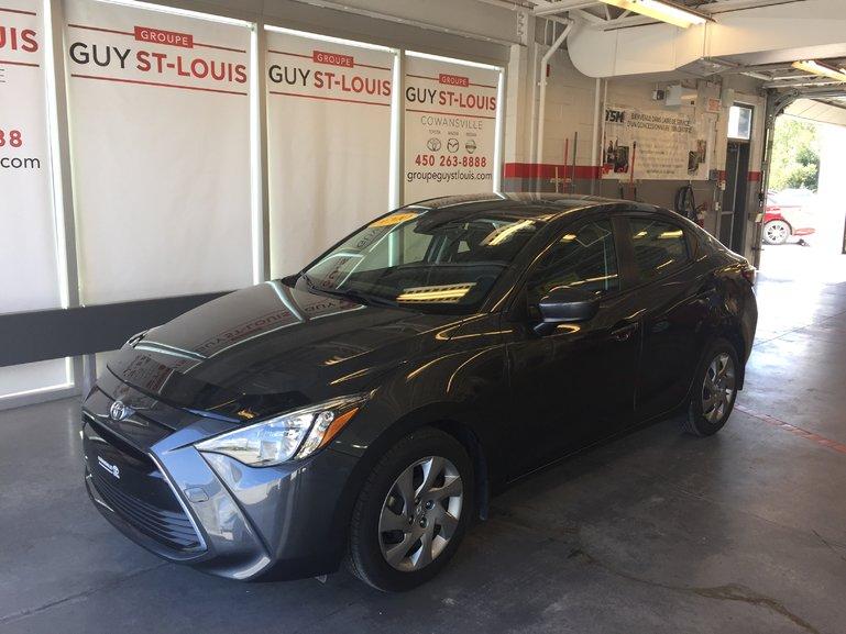 Toyota Yaris Sedan Base Gr Elect/ regulateur/ bluetooth/A/C 2018