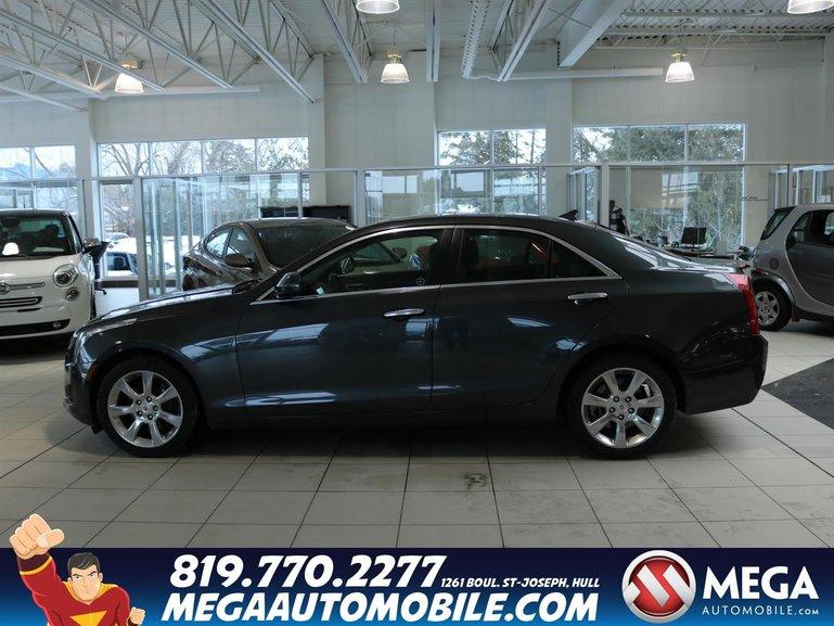 2014 Cadillac ATS AWD