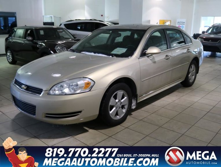 2010 Chevrolet Impala LT (SOLD AS IS)