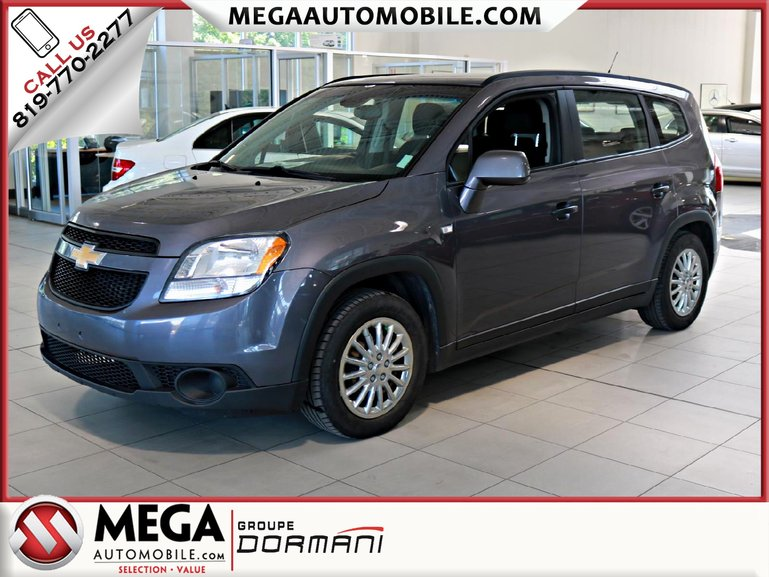 2012 Chevrolet Orlando LS