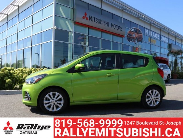 Pre Owned 2016 Chevrolet Spark Lt In Ottawa And Gatineau Region