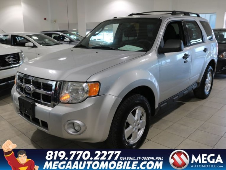2011 Ford Escape XLT (SOLD AS IS)