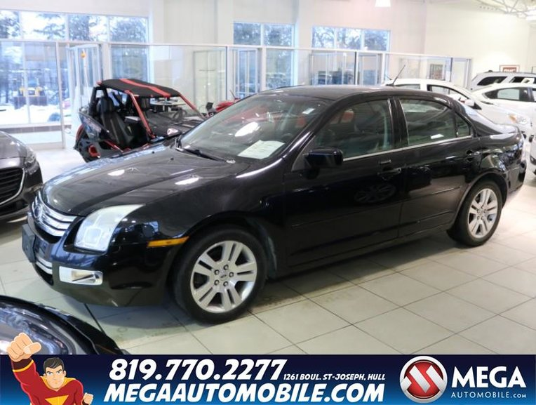 2008 Ford Fusion SEL (SOLD AS IS)