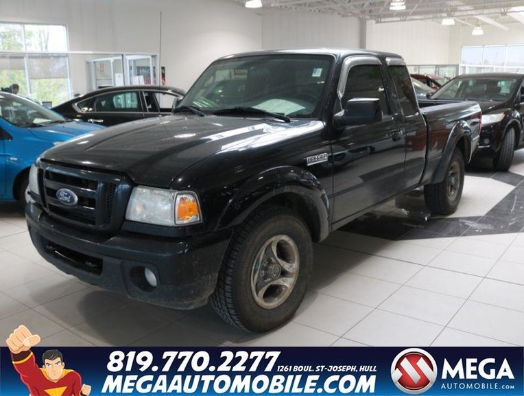 2010 Ford Ranger SPORT 4X4 (SOLD AS IS)