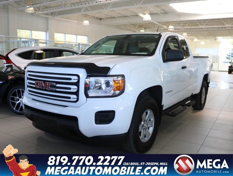 GMC Canyon 4WD 2016