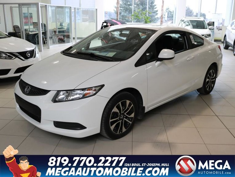 2013 Honda Civic LX CPE