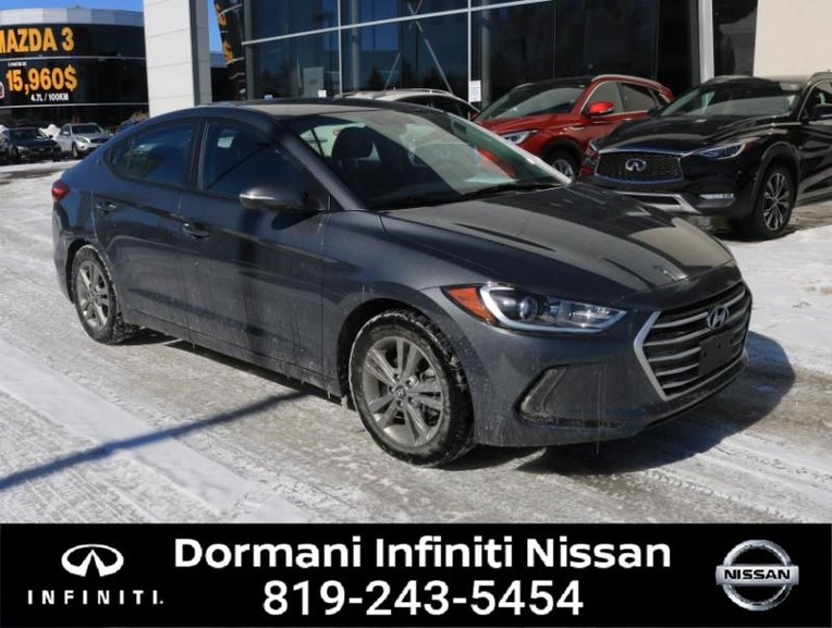 2018 Hyundai Elantra NO ACCIDENT, VERY CLEAN, ONE OWNER