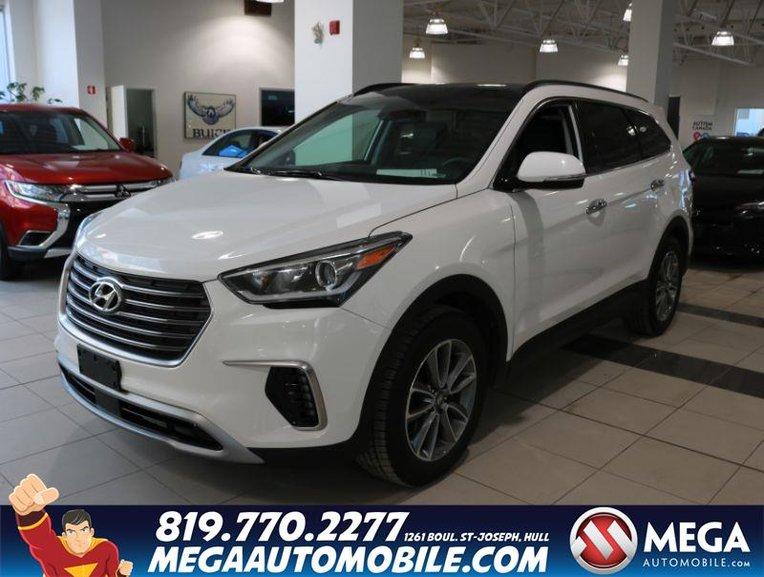 2019 Hyundai Santa Fe XL LUXURY AWD